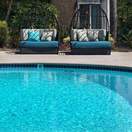 Rent this 1 bed apartment on Fallbrook Avenue in Los Angeles, CA 91367-1604