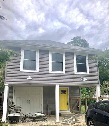 Rent this 1 bed apartment on 717 Trenton Avenue in Point Pleasant Beach, NJ 08742