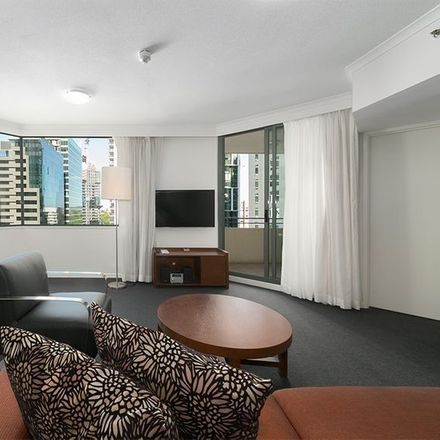 Rent this 1 bed apartment on 1808/95 Charlotte Street
