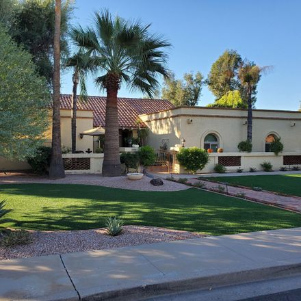 Rent this 4 bed house on 9565 East Poinsettia Drive in Scottsdale, AZ 85260