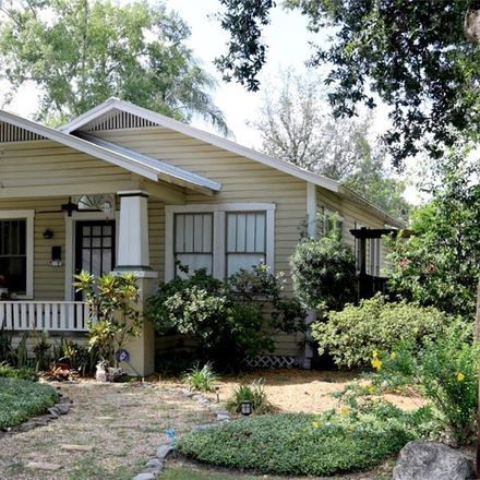 Rent this 2 bed house on 207 W Jean St in Tampa, FL