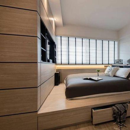 Rent this 1 bed apartment on 7-Eleven in Jalan Ampang, Bukit Bintang