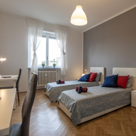 Rent this 2 bed room on Via Saverio Altamura in 8, 20148 Milan Milan