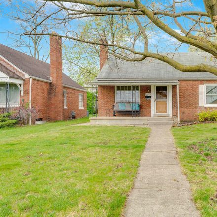 Rent this 3 bed house on 1537 Virginia Avenue in Columbus, OH 43212