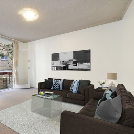 Rent this 1 bed apartment on 8/6 Chaleyer  Street