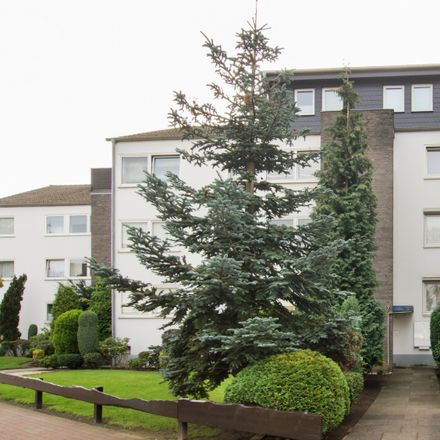 Rent this 2 bed apartment on Eichhornstraße 9 in 47807 Krefeld, Germany