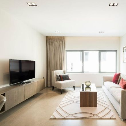 Rent this 1 bed apartment on Jones Bootmaker in Babmaes Street, London