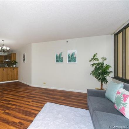 Rent this 1 bed condo on 555 Hahaione Street in Honolulu, HI 96825