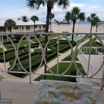 Rent this 2 bed house on 2000 South Ocean Lane in Fort Lauderdale, FL 33316
