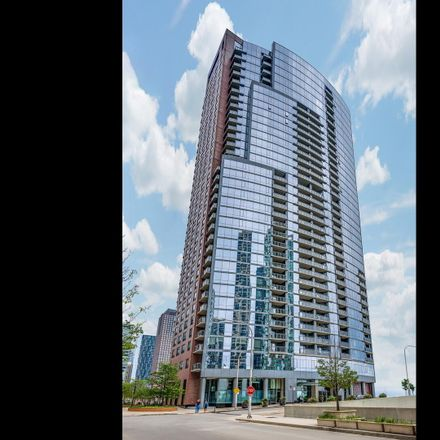 Rent this 1 bed condo on 450 East Waterside Drive in Chicago, IL 60601
