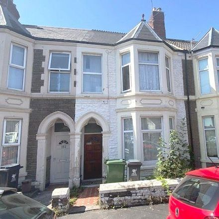 Rent this 3 bed house on 177 Malefant Street in Cardiff, United Kingdom