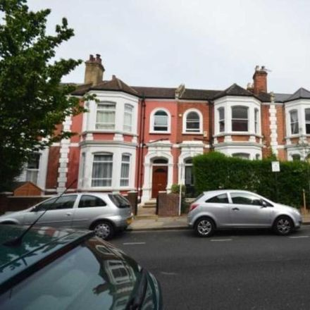 Rent this 1 bed apartment on Ormiston Grove in London W12 0JT, United Kingdom