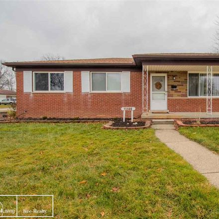 Rent this 3 bed house on 11100 Gerald Drive in Warren, MI 48093