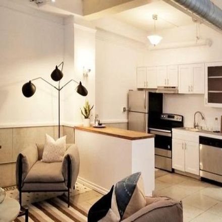 Rent this 1 bed condo on The Higgins Building in 108 West 2nd Street, Los Angeles