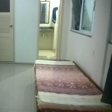 Rent this 1 bed room on Creche Municipal Raízes do Salgueiro in Rua Doutor Abelardo de Barros, Rio de Janeiro - RJ