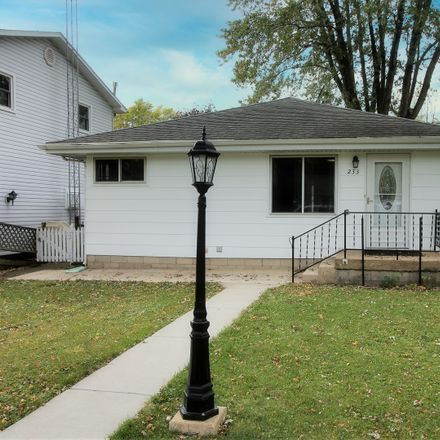 Rent this 2 bed house on 233 South Randolph Avenue in Bradley, IL 60915