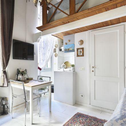 Rent this 1 bed apartment on Borgo Tegolaio in 9, 50125 Firenze FI