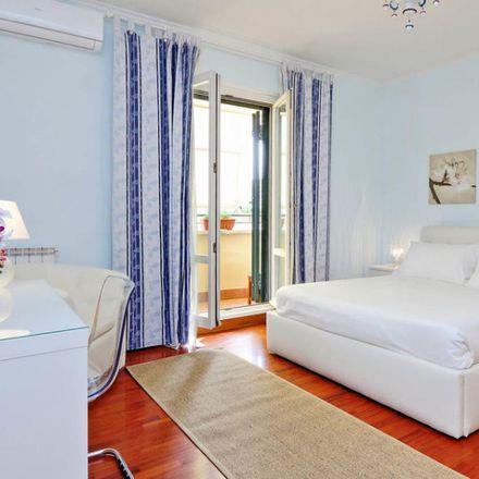 Rent this 1 bed apartment on Apollion sauna in Via Mecenate, 59