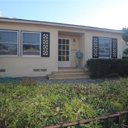 Rent this 3 bed house on 330 Santa Ana Avenue in Long Beach, CA 90803
