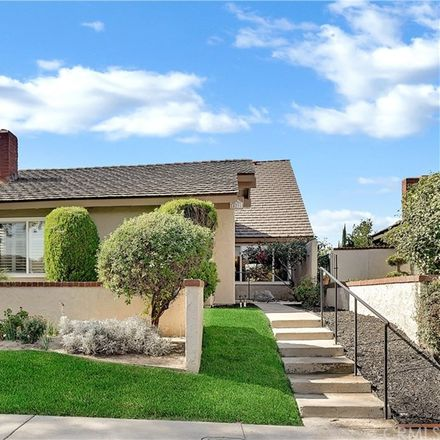 Rent this 4 bed house on 14391 Cherrywood Lane in Tustin, CA 92780