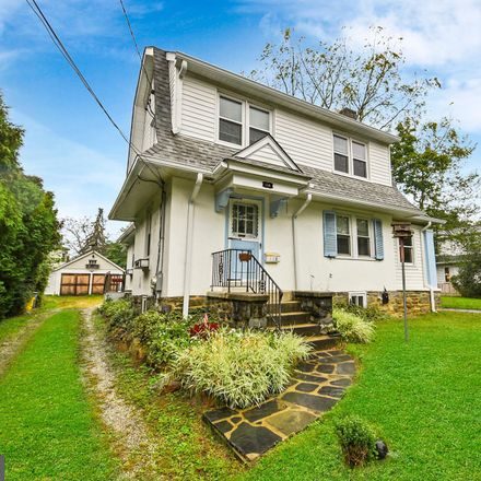 Rent this 3 bed house on 116 Sutton Road in Lower Merion Township, PA 19003