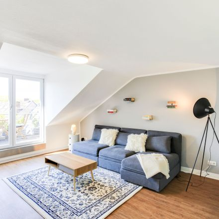 Rent this 1 bed apartment on Asbergplatz 11 in 50937 Cologne, Germany