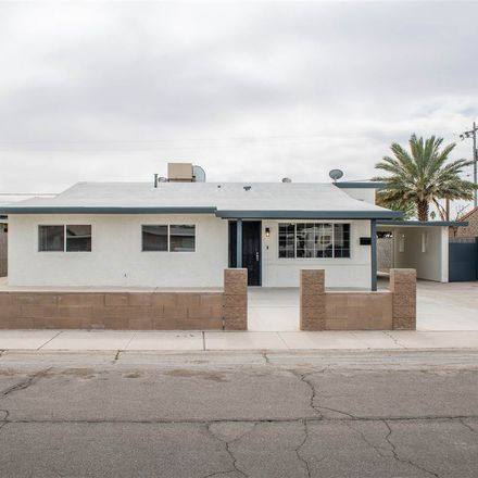 Rent this 3 bed house on E 24th Pl in Yuma, AZ