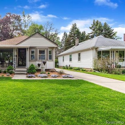 Rent this 3 bed house on 3644 Vassar Street in Dearborn, MI 48124