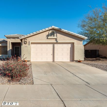 Rent this 3 bed house on 810 East Fisher Avenue in Buckeye, AZ 85326