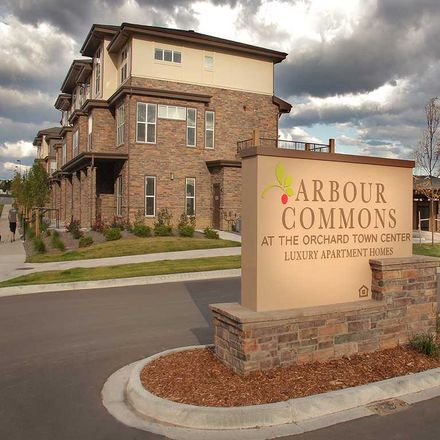 Rent this 1 bed apartment on 989 West 148th Avenue in Westminster, CO 80020