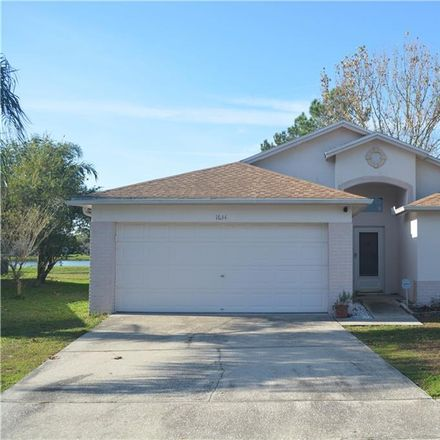 Rent this 3 bed house on 1634 Portsmouth Lake Drive in Brandon, FL 33511