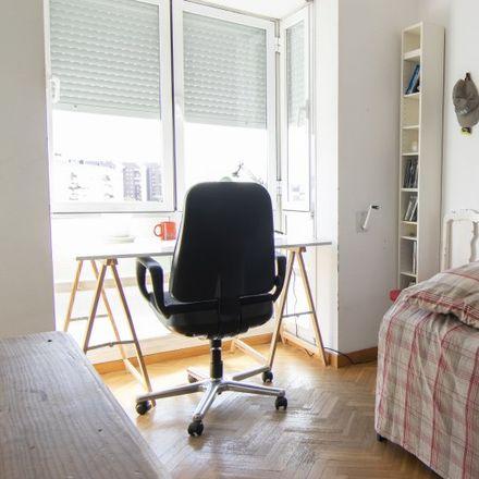 Rent this 3 bed apartment on Calle del Cerro Minguete in 28001 Madrid, Spain