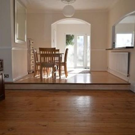 Rent this 3 bed house on Mitchell Road in London N13 6EG, United Kingdom