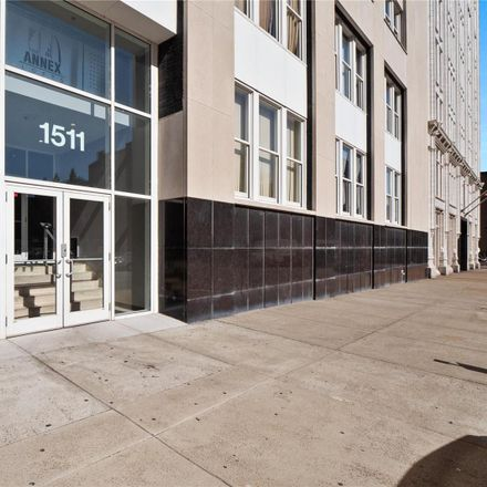 Rent this 2 bed loft on 1511 Locust Street in St. Louis, MO 63103