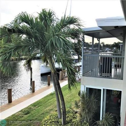 Rent this 2 bed condo on 3012 Northeast 30th Street in Coral Ridge, Fort Lauderdale