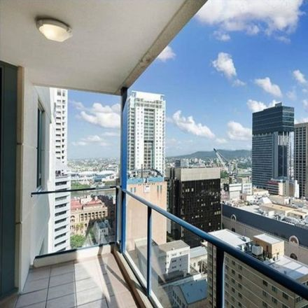 Rent this 1 bed apartment on 1804/95 Charlotte Street
