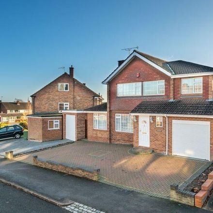 Rent this 4 bed house on Pipers Croft in Dunstable LU6 3JZ, United Kingdom