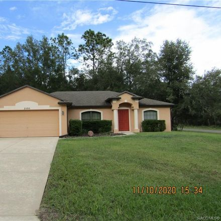 Rent this 3 bed house on W Scilla Dr in Dunnellon, FL