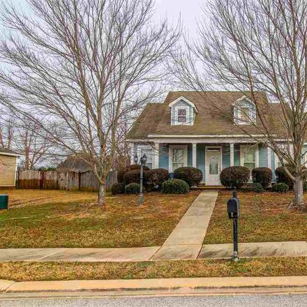 Rent this 3 bed house on Piedmont Ln in Bonaire, GA