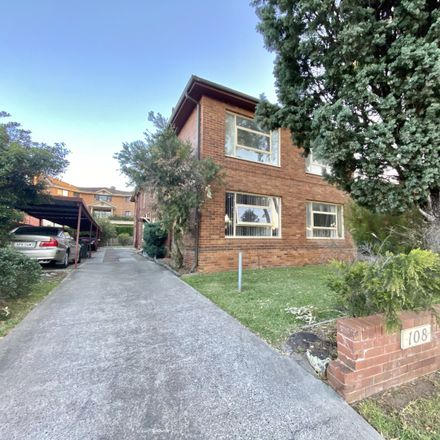 Rent this 1 bed apartment on 8/108 Kingsway