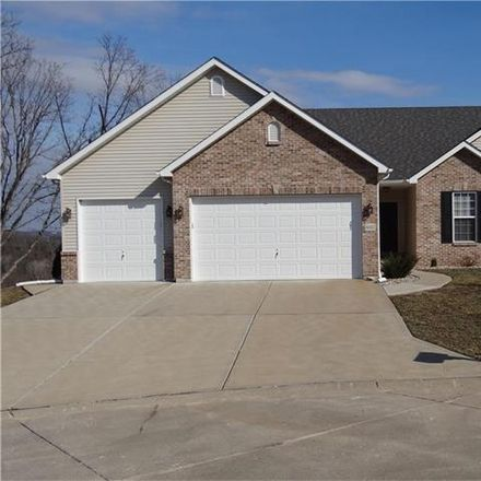 Rent this 3 bed house on Vineyard Ln in Chesterfield, MO