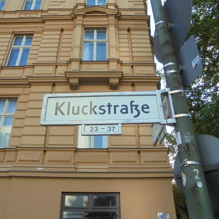 Rent this 2 bed apartment on Kluckstraße 37 in 10785 Berlin, Germany