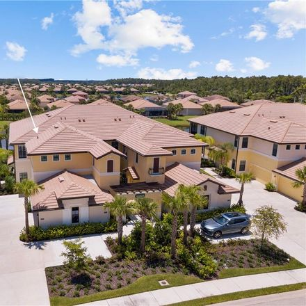 Rent this 3 bed condo on 10498 Casella Way in Fort Myers, FL 33913
