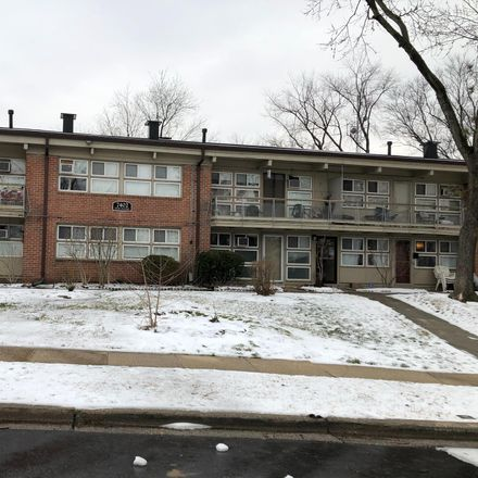 Rent this 1 bed condo on 18th Ave in Hyattsville, MD