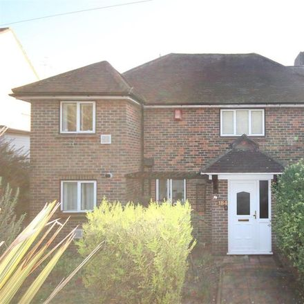 Rent this 1 bed room on Saunders Hill in Brighton BN1 9ES, United Kingdom