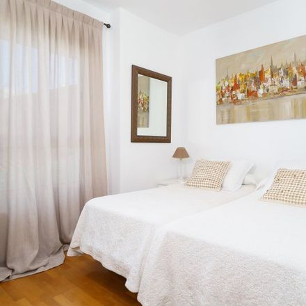 Rent this 2 bed apartment on Carrer del Santíssim in Valencia, Spain
