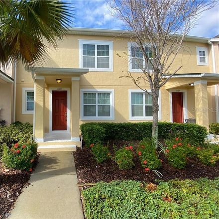Rent this 3 bed townhouse on 10172 Sandstone Pond Way in Orlando, FL 32827