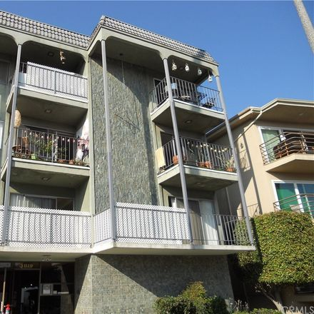 Rent this 2 bed apartment on 3819 East 2nd Street in Long Beach, CA 90803