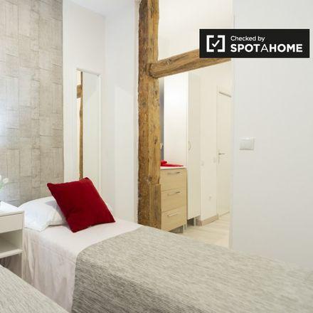 Rent this 1 bed apartment on Brasilia in Calle del Conde de Romanones, 28001 Madrid