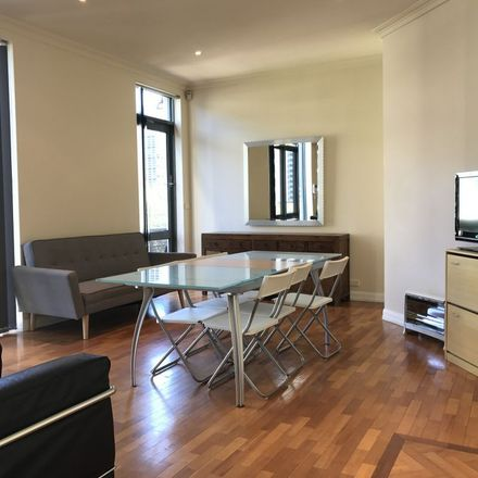 Rent this 3 bed apartment on Empire Apartments in 402-408 La Trobe Street, Melbourne VIC 3000
